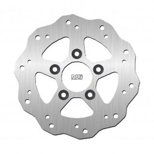 Bremsscheibe NG 0086X 220 mm, starr (FXD) [Wavy]