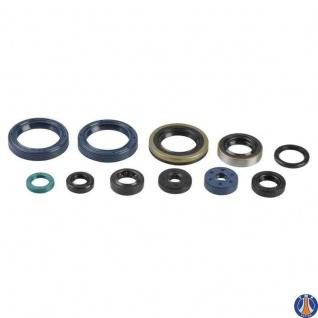 Engine oil seals kit / Motorsimmerringe Suzuki RM-Z 250 04/06, Kawasaki KX 250 F 04/18