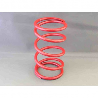 ATV Secondary Spring Yamaha Grizzly / Rhino 4x4 Utility metallic red