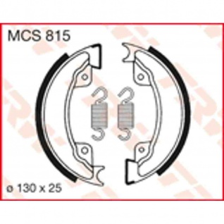 MCS815 Bremsbacken Honda 500 PD02 XL 500 R 82-85