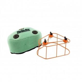 Twin Air Airfililter (FR) for Kit +Cage Kawasaki VForce / Prairie700 04-11