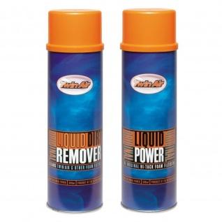 Twin A.Liquid Power (500ml Spray)+Dirt Remover (500ml Spray)