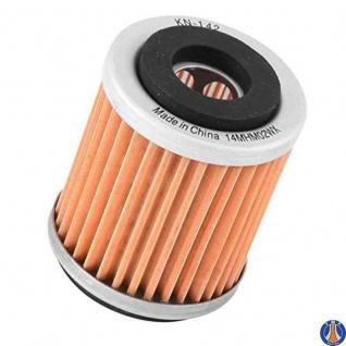 K&N Ölfilter KN-142 Yamaha Ölfilter TM Yamaha YFM 350 R Yamaha WR YZ OEM F66508 1UY-13440-01 1UY-13440-02