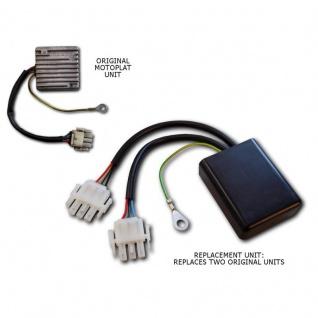 CDI Unit Digital CDI - Moto Guzzi 1000 California III (1987-1993), 1000 GT (1987-1991), 1000 SP III (1989-1994), 1000 Strada (1993-1994)