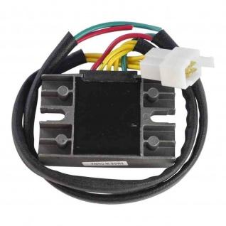 Voltage Regulator Rectifier Kawasaki KLX 400 Suzuki DRZ 400 E S 00-17 21066-S005 32800-29F00 - Vorschau 2