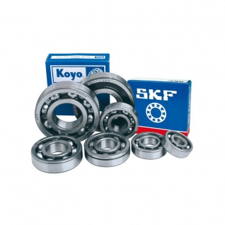 Bearing / Kugellager 6203C3 - KOYO Honda CR 125 Yamaha QT 50 L 40.00x17.00x12.00