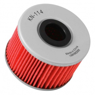 Kn-114 Ölfilter Honda Trx 420 Trx 500 Sxs1000 Pioneer 15412-hp7-a01 - Vorschau 2