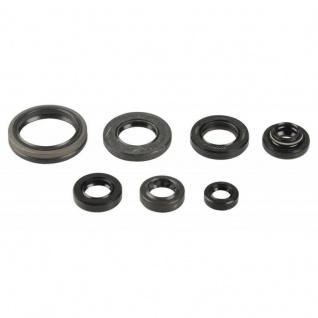 Engine oil seals kit / Motorsimmerringe Suzuki RM 85 02 - 15 Suzuki RM 80 00 - 01