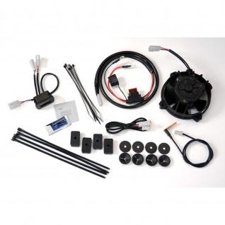 Digital Lüfter Fan Kit Universal ATV QUAD Motorrad PKW Boot UTV