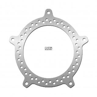 Bremsscheibe NG 1157 224 mm, starr (FXD)