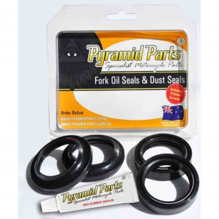 Fork Oil Seals & dust seals 37x50x11 / 38X50.5X5 KYB