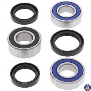 Wheel Bearing Kit Rear Husqvarna CR125 93, CR250 93-95, CR360 93, TC510 90, TE350 95, TE510 90, WRE125 95, WXC-WXE 125 92-96, WXC-WXE 250 92-95, WXC-WXE 350 92-94, WXC-WXE 360 92-95, WXC-WXE 610 93-95, WXE260 91, WXE350 91, WXE-WMX 125 91, WXE-WMX 250 91,