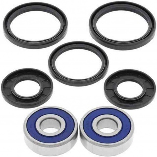 Wheel Bearing Kit Front Honda CB300F 15-18, CB300F ABS 17-18, CBR250R 11-13, CBR300R 15-16, VT125 SHADOW (Euro) 99-07, Kawasaki KX250 76, KX400 75-76, KZ400A 77-78, KZ440A LTD 80-83, KZ440B 80-81, Suzuki GW250 14-15, Yamaha FJ600 84-85, FZ600 86-88, RD200
