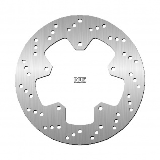 Bremsscheibe NG 0071 260 mm, starr (FXD)