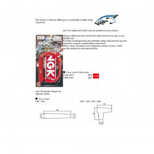 NGK Sparkplug Race Cable CR1 HONDA, KAWASAKI, YAMAHA, SUZUKI, KTM, HUSABERG, HUSQVARNA