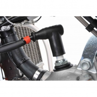 TrailTech Striker, Digitaltacho Batterieanzeige KTM - SX/MXC/EXC/XC/XC-W 04-07 - radiator screw temp sensor