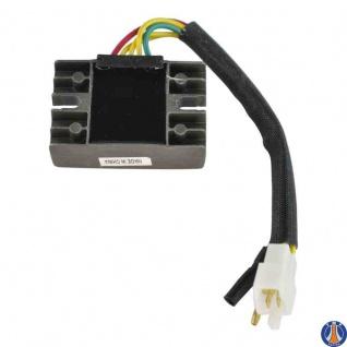 Voltage Regulator Rectifier Yamaha 93-01 Timberwolf Big Bear Wolverine Moto-4 Warrior Kodiak Grizzly 4GB-81960-00-00 4KB-81960-02-00 4KB-81960-01-00