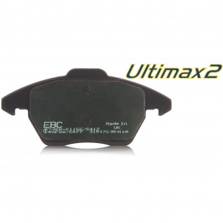 Blackstuff Bremsbeläge DPX2208 für MERCEDES-BENZ
