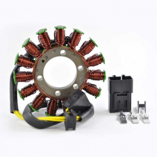 Kit Generator Stator Voltage Regulator Rectifier For Honda CBR600RR 07-12 OEM 31120-MFJ-D01 31600-MFJ-D01 - Vorschau 4