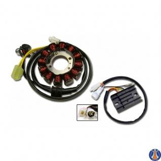 Lichtmaschine Generator Regulator Rectifier G136 + RR136 Yamaha WR250F, WR450F 04- 5UM-81410-00 5UM-81410-09 5UM-81410-10 5UM-81410-31 5UM-81410-20 - Vorschau 3