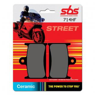 Bremsbelag SBS 714HF Street Ceramic