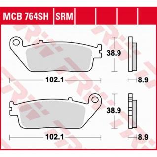 MCB764SH Bremsbelag