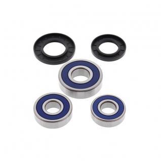 Wheel Bearing Kit Rear Honda CBR1000F 87-88, VF1000F 84, VF750C 94-03, VF750C2 97-02, VF750CD 95-96, VFR700 Interceptor 86-87, VFR750F 86-87, XL 1000 VARADERO (Euro) 99-11