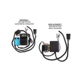 CDI Unit Digital Husqvarna TE 410 TE 610 TC 610 98 - 99 OEM 800087550