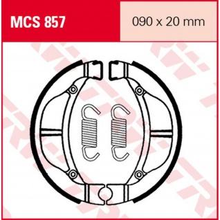 MCS857 Bremsbacken 90x20 Kawasaki KX 60 KX 80 KLX 110 Suzuki RM 60 DR-Z 110