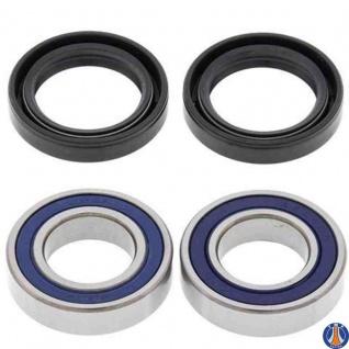 Wheel Bearing Kit Front Honda CR125R 95-07, CR250R 95-07, CR500R 95-01, CRF250R 04-18, CRF450R 02-18, CRF450RX 17-18, KTM Enduro 640 LC4 03-04, SX 125 00-02, SX 200 00-02, SX 250 00-02, SX 380 00-02, SX 400 00-02, SX 520 01-02, SXC 625 03-05, SXS 250 01,