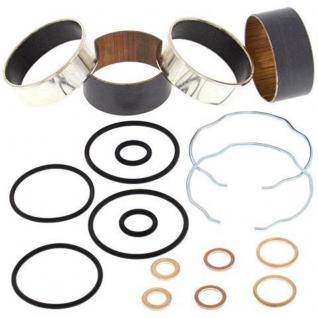 Fork Bushing Kit Honda CB 1300 (Euro) 03-07, CB1000 94-95, CB900F (919) 02-07, CBR1000RR 04-07, CBR1100XX 97-98, ST1100A 96-02, VFR750R 90, XL 1000 VARADERO (Euro) 99-11, Suzuki DL1000 V-Strom 02-12, GSX-R600 04-05, GSXR750 96-05, RF900R 94-98, Triumph 90