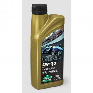 Rock Oil carbon 5w30 Vollsynthese PKW Racing Motorenöl SAE API SN/CF