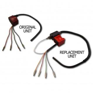 CDI Unit SEM 4 Stroke Husaberg: All models 87-99 Husqvarna KTM Vertimati OEM 25000901 161538101 800068903 800068904