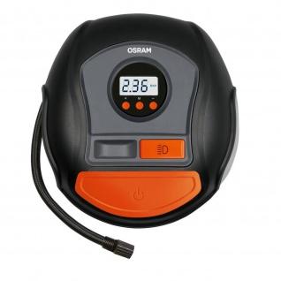 OSRAM TYREinflate 450 12V Schnelle Mobile Reifenpumpe mit Kabel