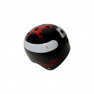 Kiddimoto Helm Jorge Lorenzo Größe S - 48-53 cm, geprüft nach EC EN1078
