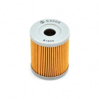 Ölfilter MIW S3008 Artic Cat Kawasaki Suzuki Beta Sym Yamaha 3436-005 52010-S002 16510-19B00 16510-24501 5RU-13440-00 15400-L4A-000