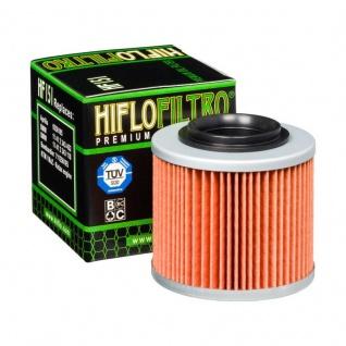 HF151 Ölfilter Aprilia BMW KTM MUZ CAN AM CCM 0256185 11412343118 11412343452 711256185 7700180