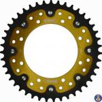 Stealth-Kettenrad Supersprox 520 - 41Z (gold) RST-1512:41-GLD D 136, 0 LK 156, 0 6-Loch