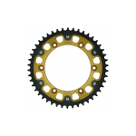 Stealth-Kettenrad Supersprox 520 - 45Z (gold) RST-1512:45-GLD D 136, 0 LK 156, 0 6-Loch