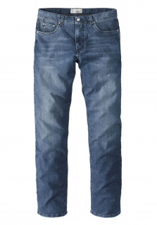 Redpoint - Herren Stretch 5-Pocket Jeans Langley in medium stone (R800222459000)