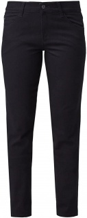 Pioneer - Damen 5-Pocket Jeans in schwarz, Regular Fit, Katy (5012-3011)
