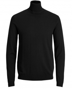 Jack & Jones - Herren Rollkragen Pullover, JPRBILLY KNIT ROLL NECK (Art. 12144720)