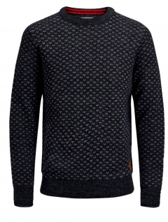 Jack & Jones - Herren Pullover, JORJOE KNIT CREW NECK (Art. 12144132)