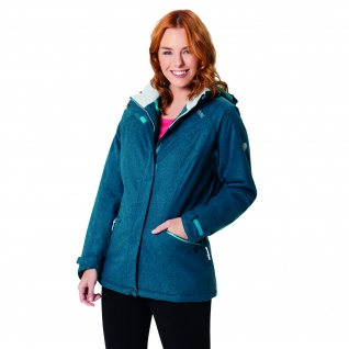 Regatta - Damen Funktionsjacke, Wasserdicht und Atmungsaktiv, Womens Highside III (RWP272)