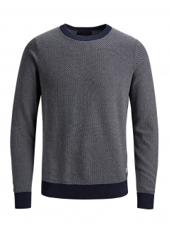 Jack & Jones - Herren Pullover, JPRJEFF KNIT CREW NECK (Art. 12147466)