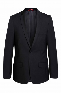 Thomas Goodwin - Slim Fit - Herren Mix&Match Anzugsakko in schwarz, TOM (44020-7508-0) 1