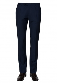Club of Gents - Slim Fit - Herren Baukasten Hose in Blau oder Schwarz, Cedric (30-031S0)