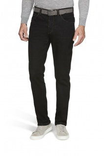 Meyer - Herren Superstretch Swingpocket Denim, Dublin (9-4541, Modell: 127)