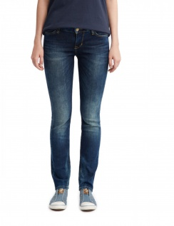 Mustang - Slim Fit - Damen 5-Pocket Jeans, Jasmin Slim (0586-5032)
