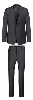 Konfirmation - Thomas Goodwin - Slim Fit - Herren Mix&Match Anzug in anthrazit, TOM/TOBY (20040)